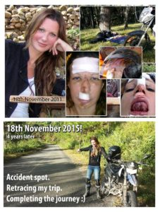 accident achievement